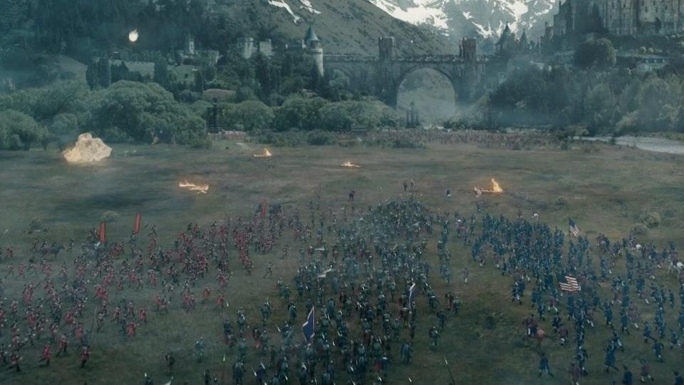Battle of Evony