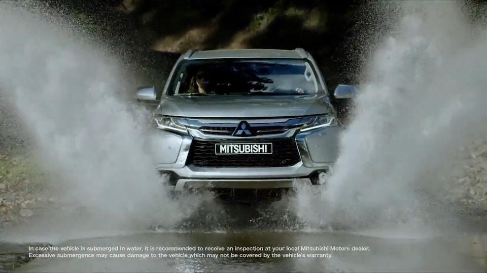 Mitsubishi / Pajero Sport