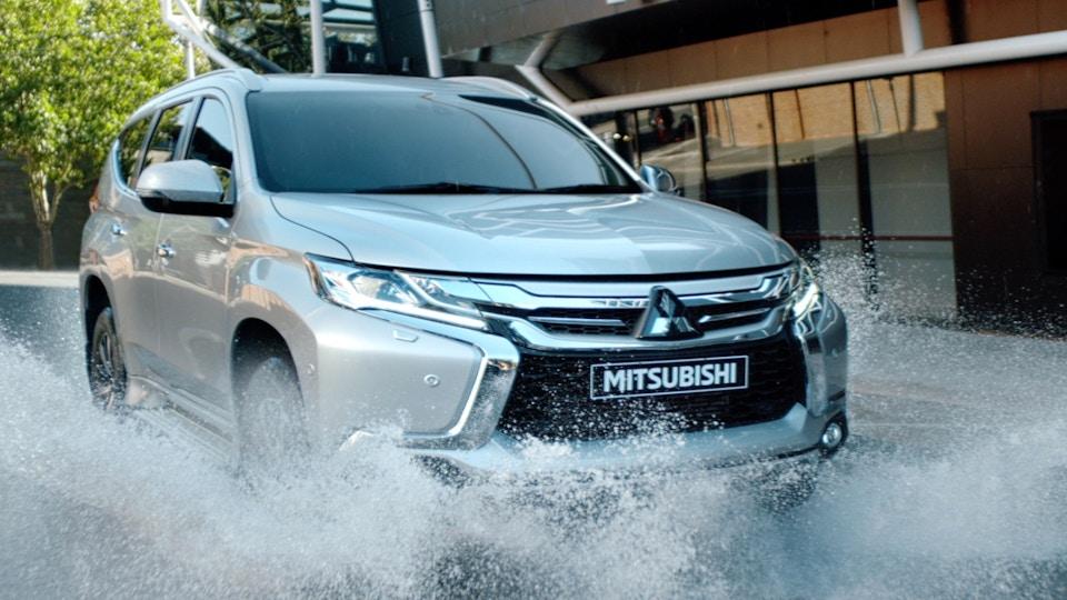 Mitsubishi / Montero Sport