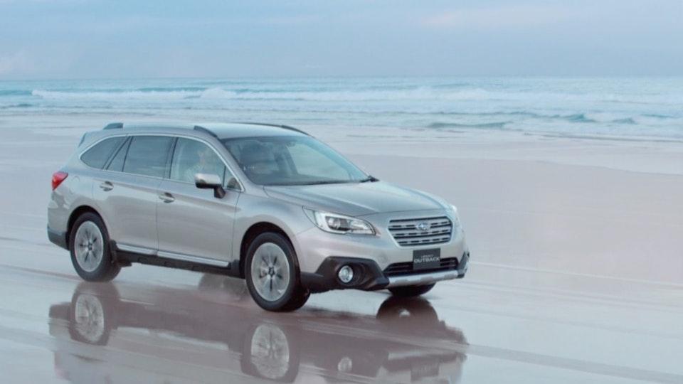 Subaru / Legacy Outback
