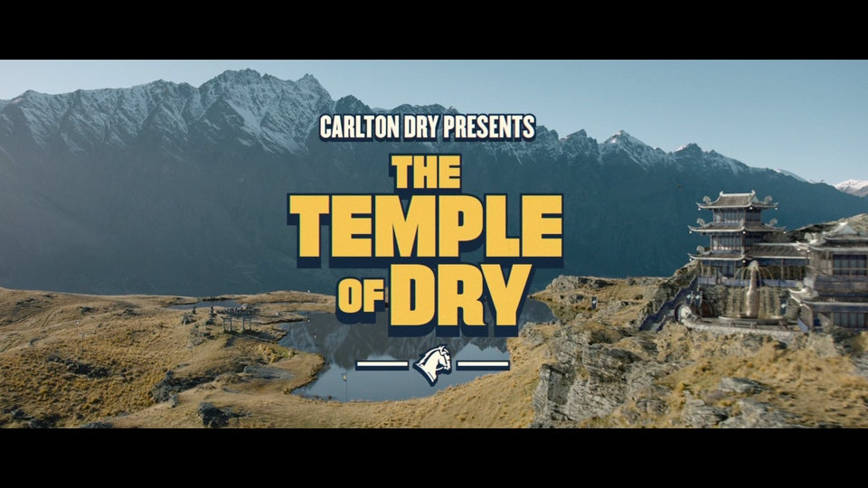 Carlton / Temple of Dry