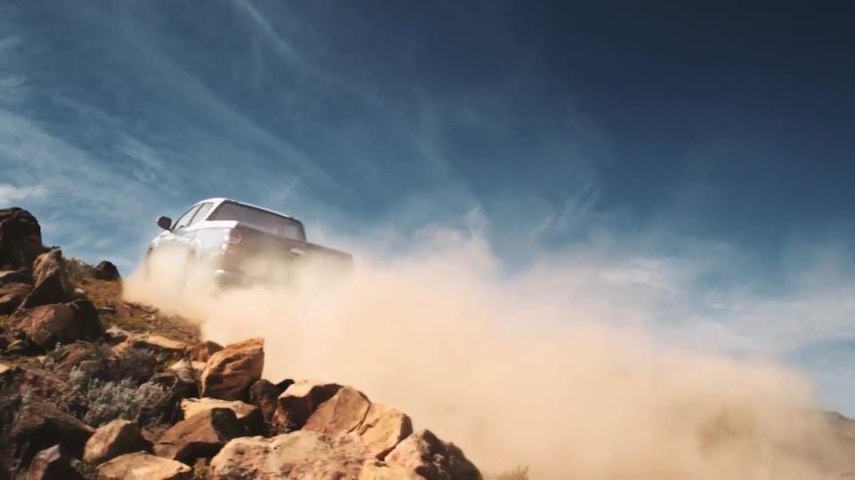Mitsubishi 'Triton'