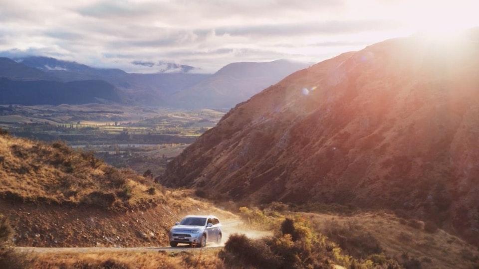 Mitsubishi / Outlander PHEV