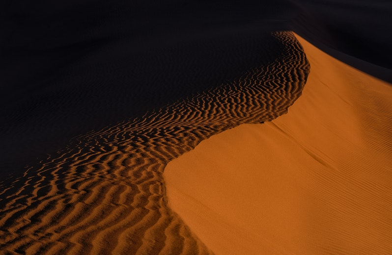 Glowing-Mesquite-Dunes
