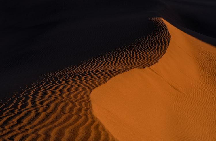 Glowing-Mesquite-Dunes