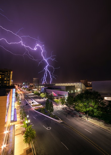 Lightning-Over-Downtown-Salt-Lake-City