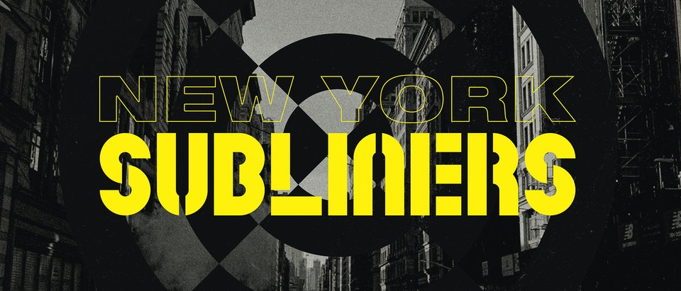 New York Subliners 2021 | Complete Brand Refresh