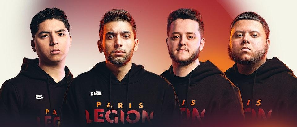 Paris Legion 2021   Complete Brand Refresh