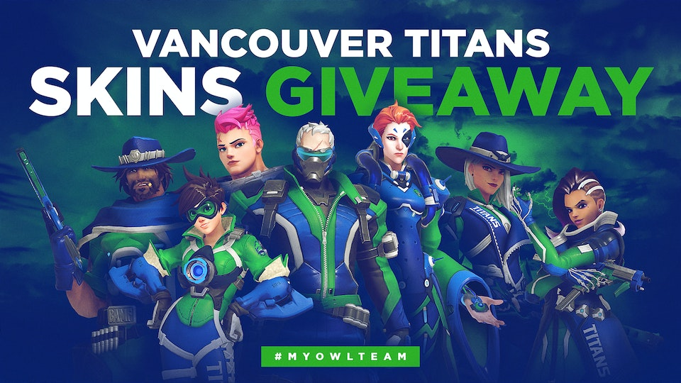 Vancouver Titans | Overwatch League Season 2019