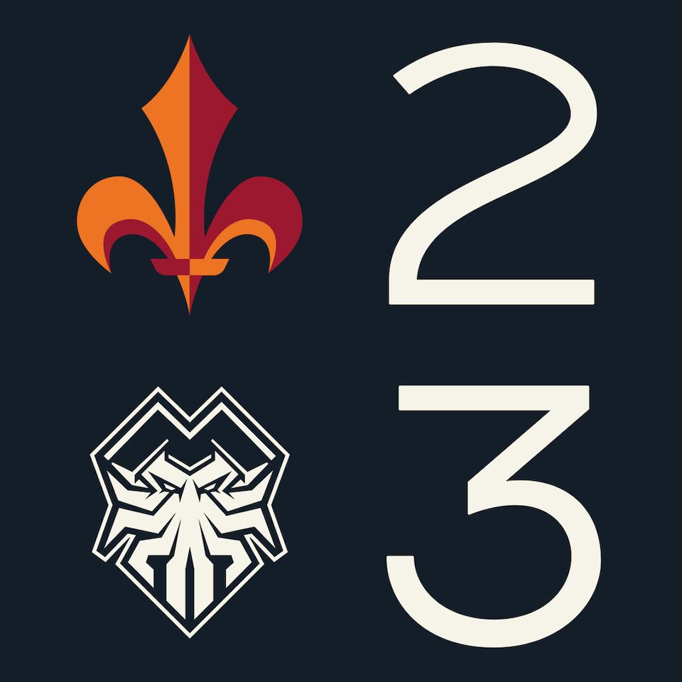 Paris Legion 2021 | Complete Brand Refresh