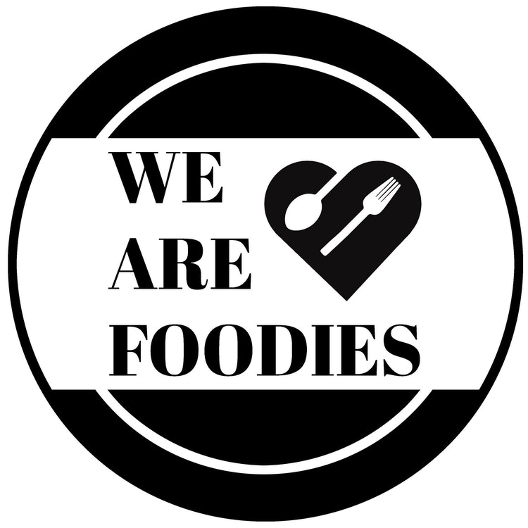 We Are Foodies Logo