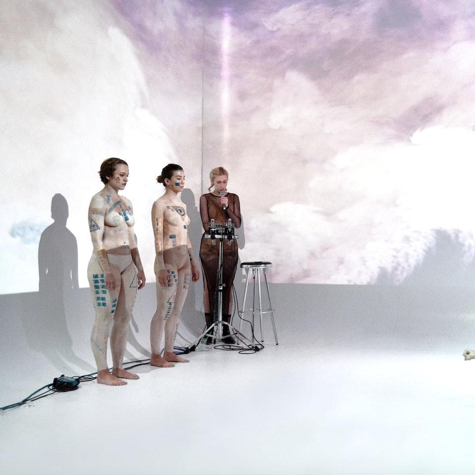 ICONIC Art Exhibit Ft In This Skin