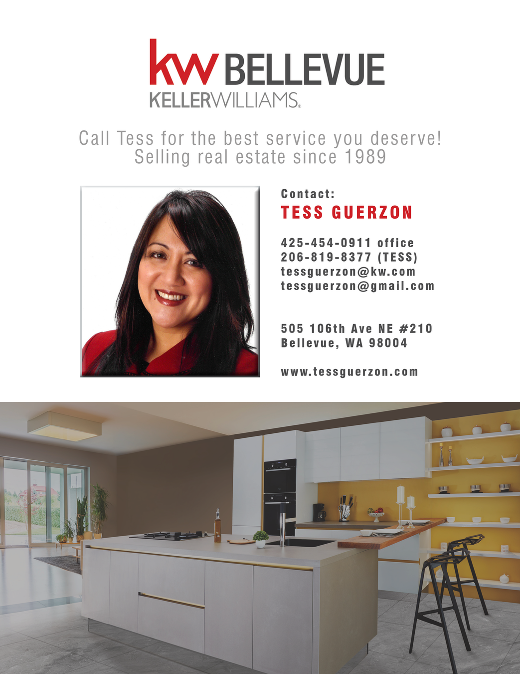 Tess kwbellevue Brochure-Full Page