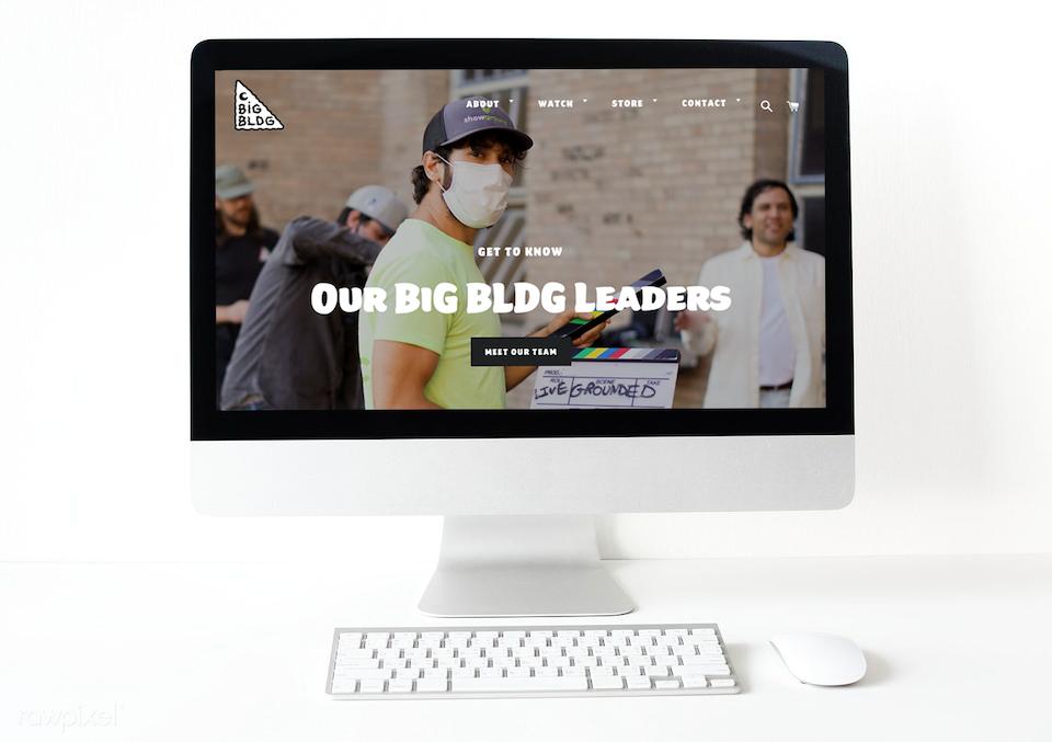 Shopify: BiG BLDG