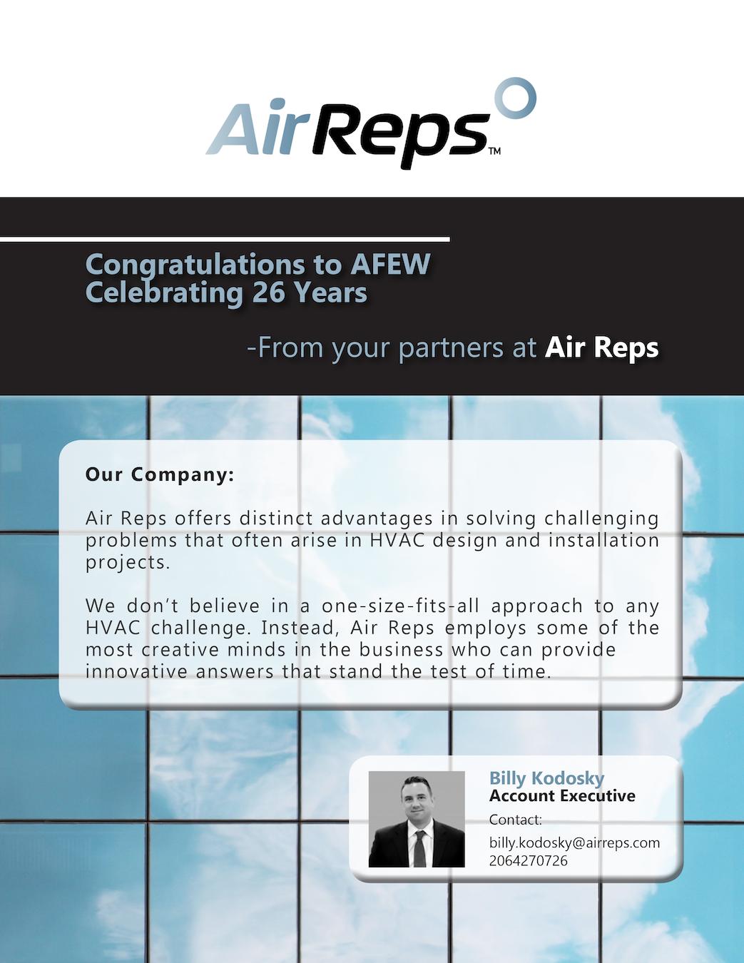 AirReps Brochure