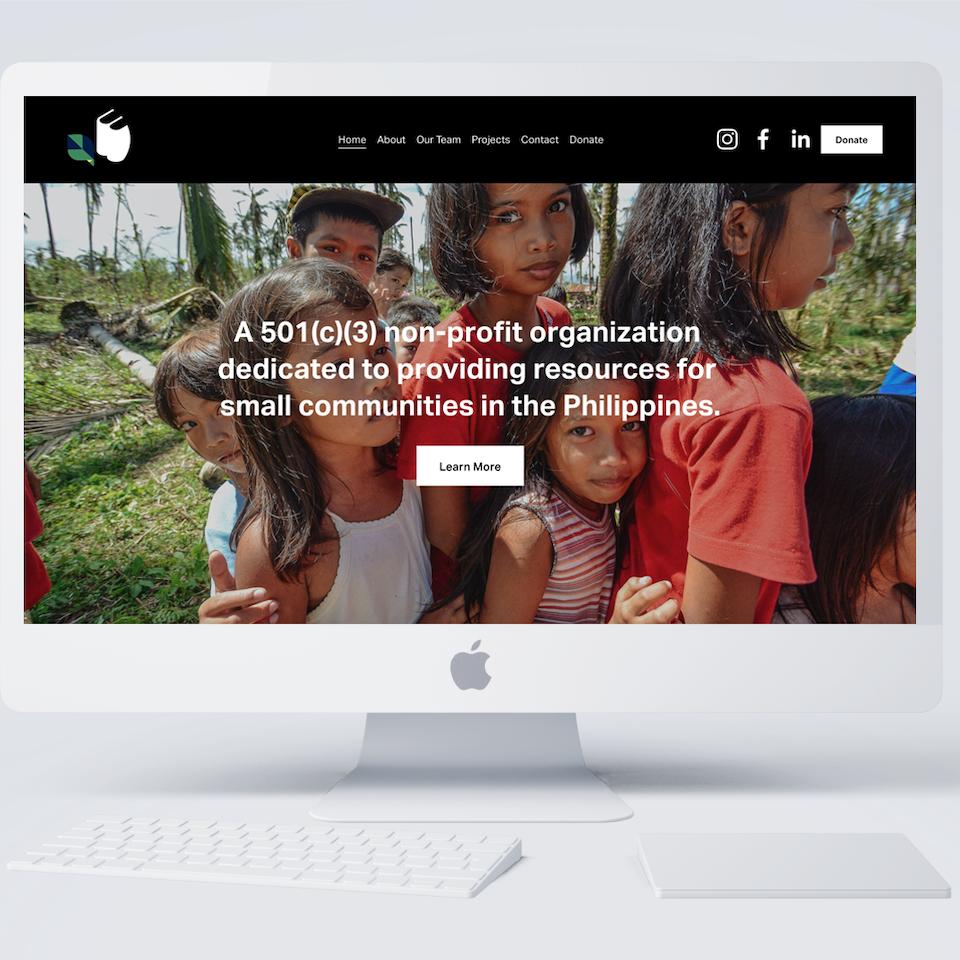 Squarespace: Meraki Society Foundation