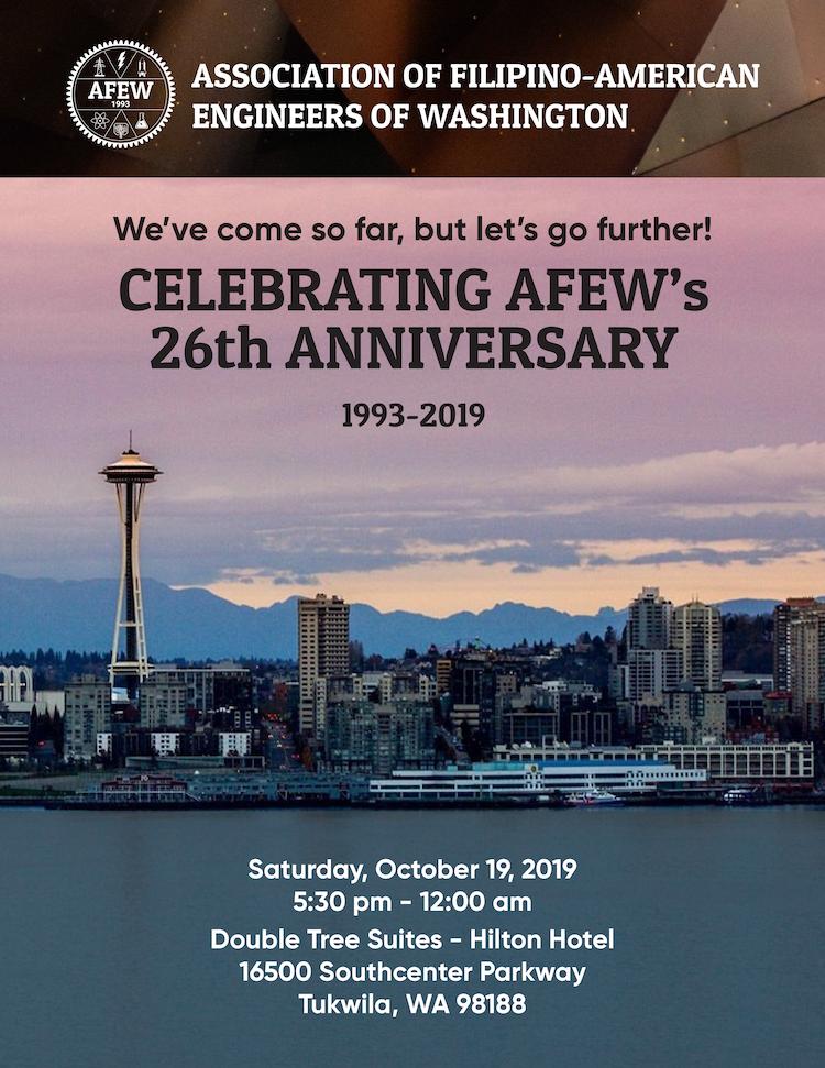 AFEW 26 Year Anniversary Flier Design 2019_by Kathreen Absuelo_10_8_2019