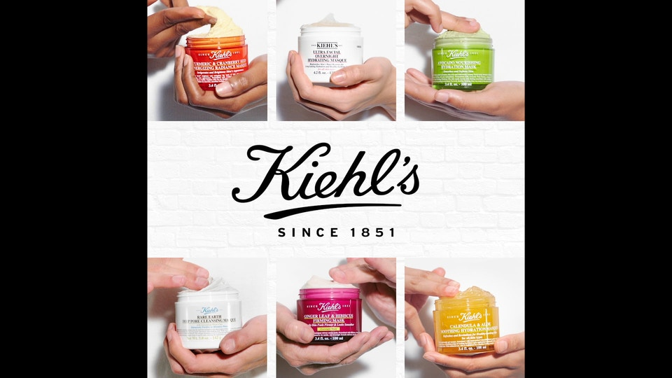Kiehl's Face Mask
