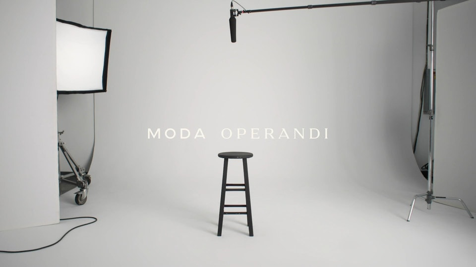 Moda Operandi - FALL 2019 - Behind the Scenes
