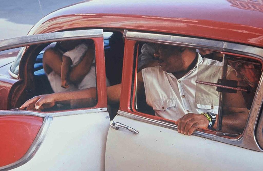 CHRIS O'DRISCOLL - Cuba