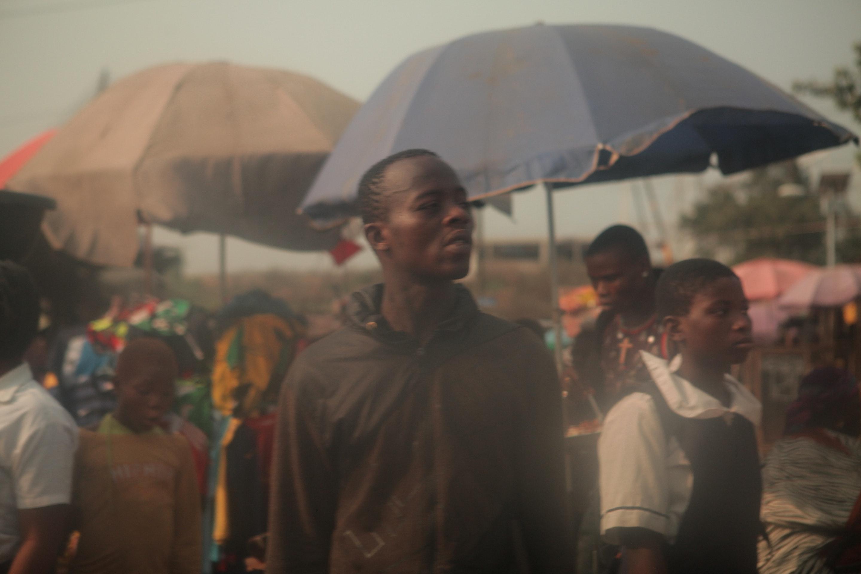 CHRIS O'DRISCOLL - Nigeria