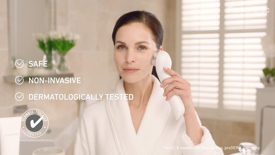 """Panasonic """"Facial Lifter"""