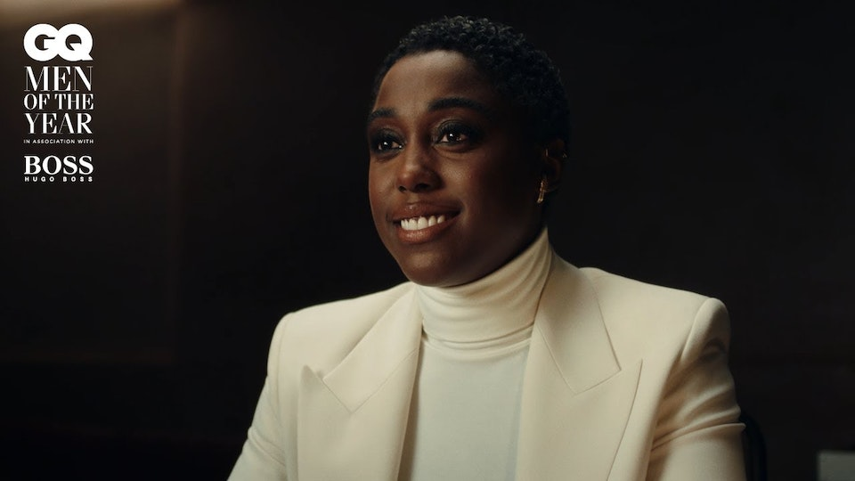 Lashana Lynch takes our No Time to Lie test | GQ Men Of The Year
