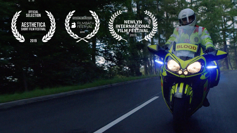 David Hayes - BLOOD BIKERS