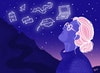 Enticed by a constellation of possibilities - Personal project