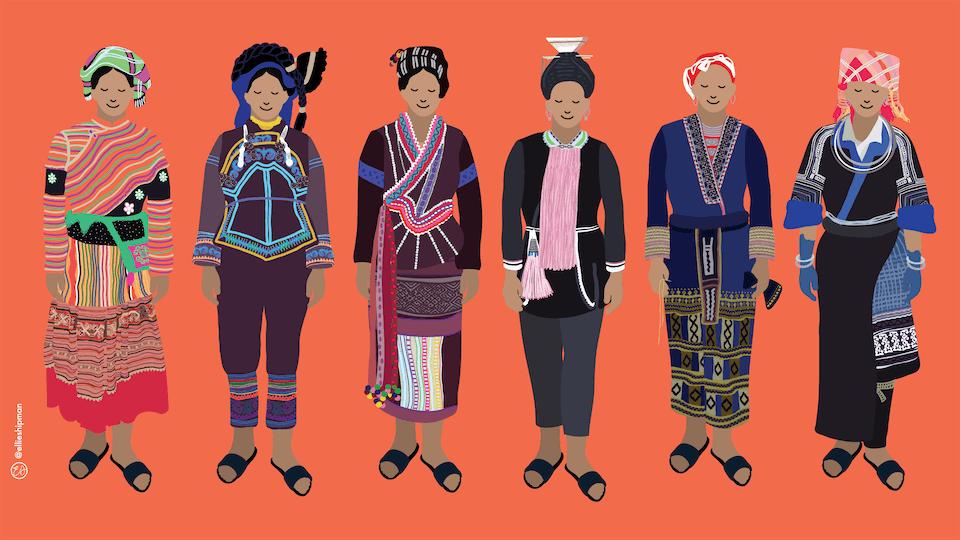 Haute Culture Illustrations