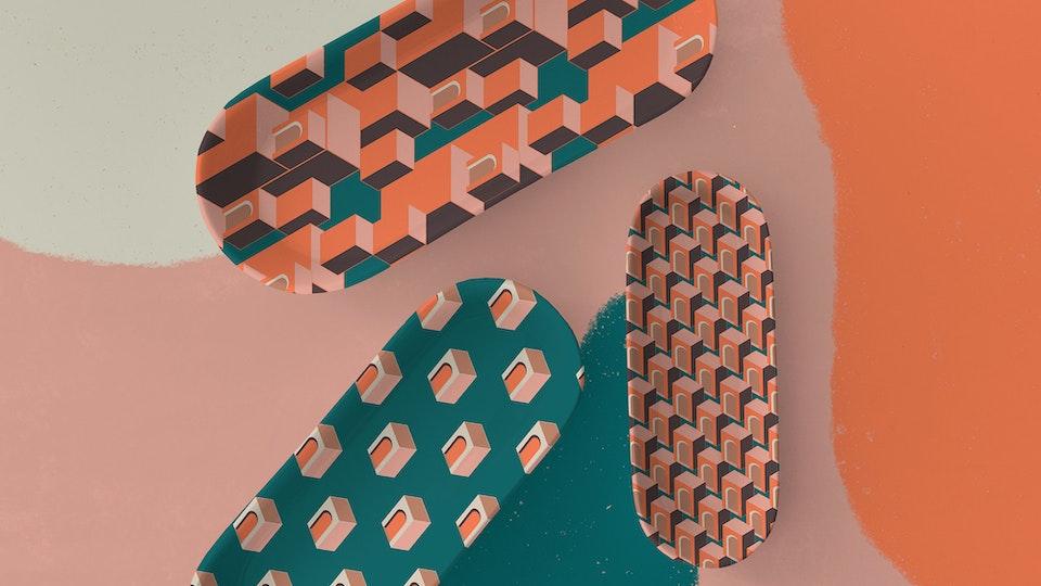 Isometric Blocks Collection
