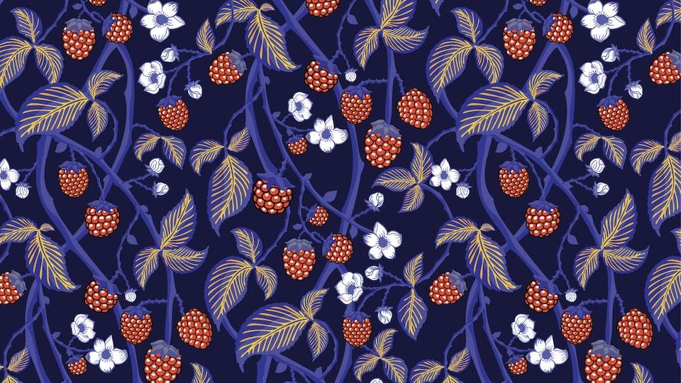 Berry Tangle