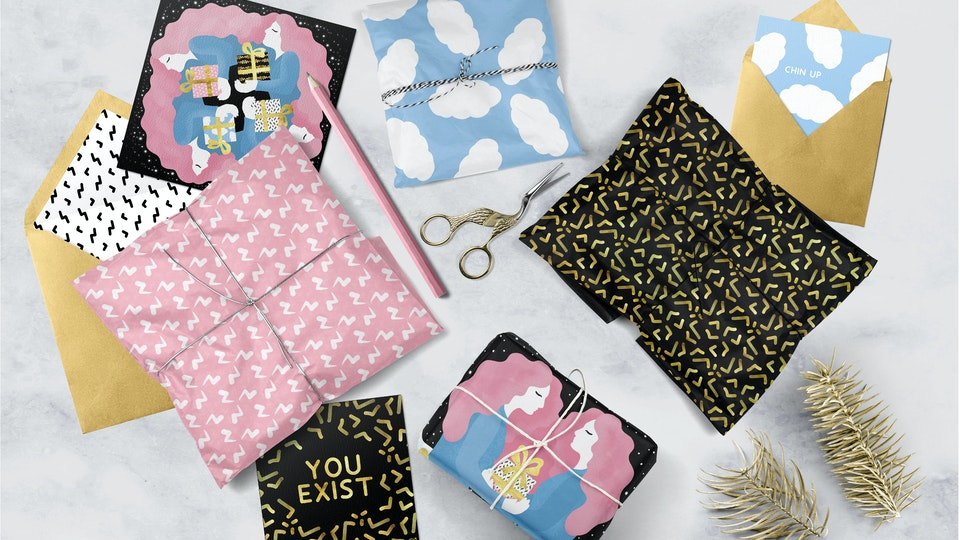 Gift Wrap: The Hope Collection