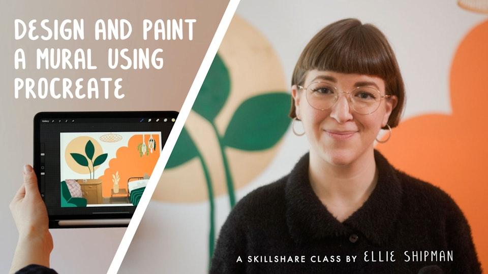 Skillshare: Design a Mural