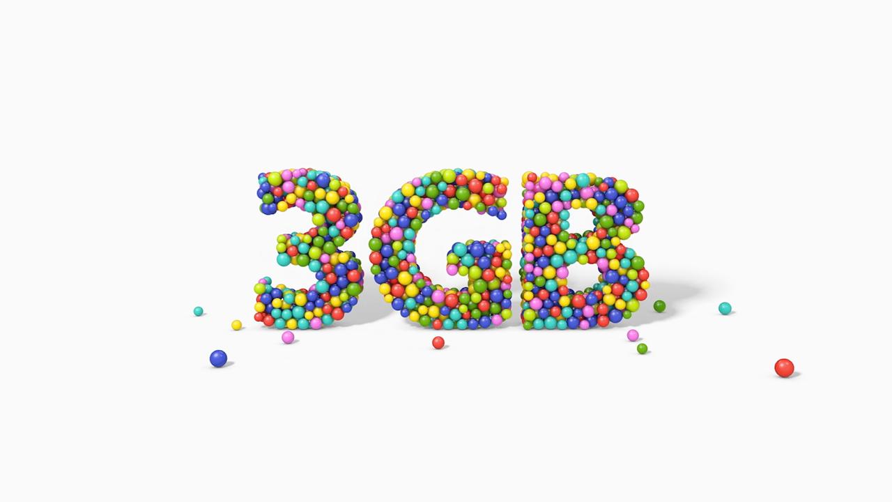NOS | 3GB