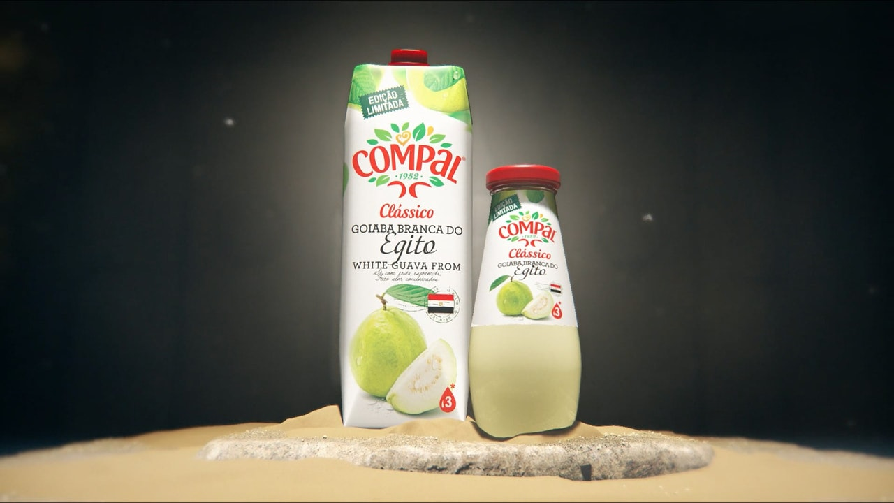 Compal | White guava from Egypt