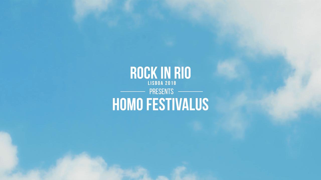 ROCK IN RIO | Homo Festivalus