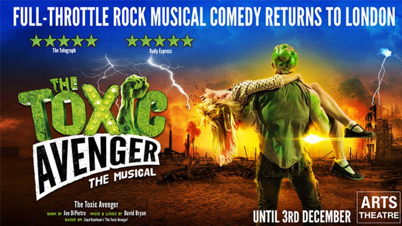 The Toxic Avenger - The Musical