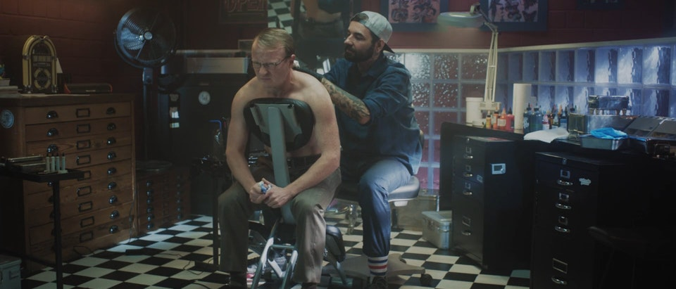 "MIKE BOTHE - BOSCH ""Tattoo"""