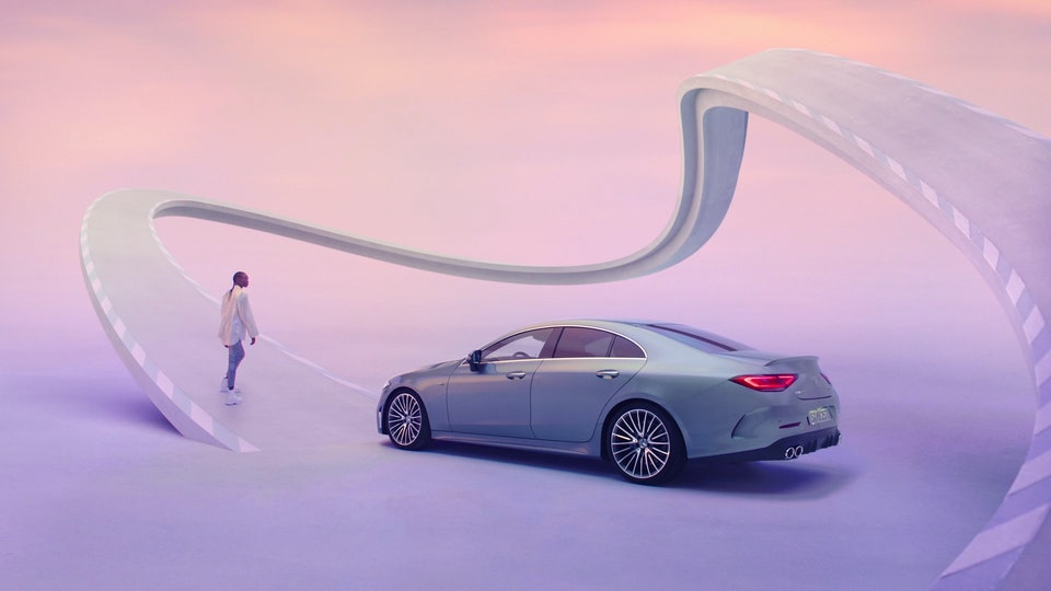 """MIKE BOTHE - MERCEDES CLS """"AMG, Fashion & Food"""""""