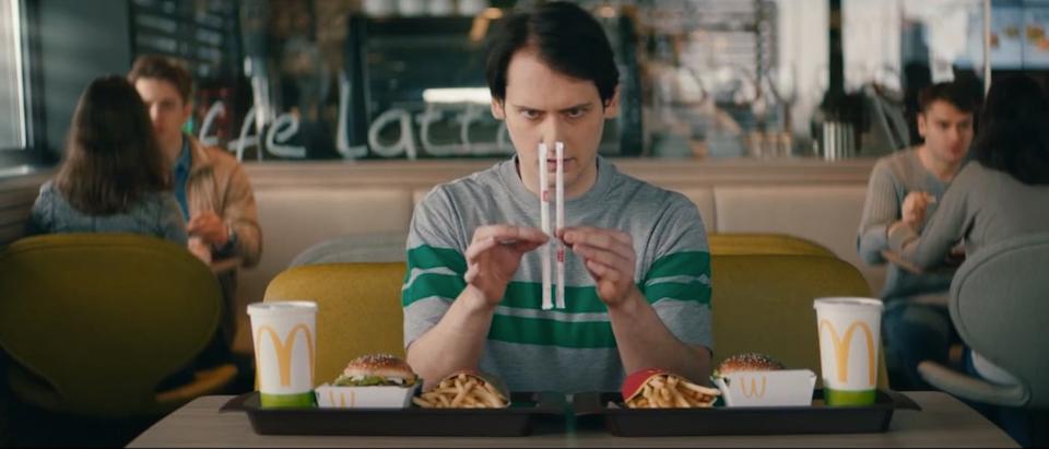 "MIKE BOTHE - McDonald's ""Austria"""