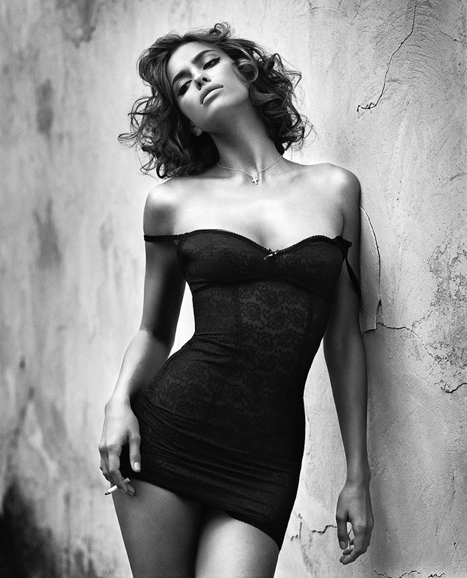 IRINA SHAYK | GQ SPAIN
