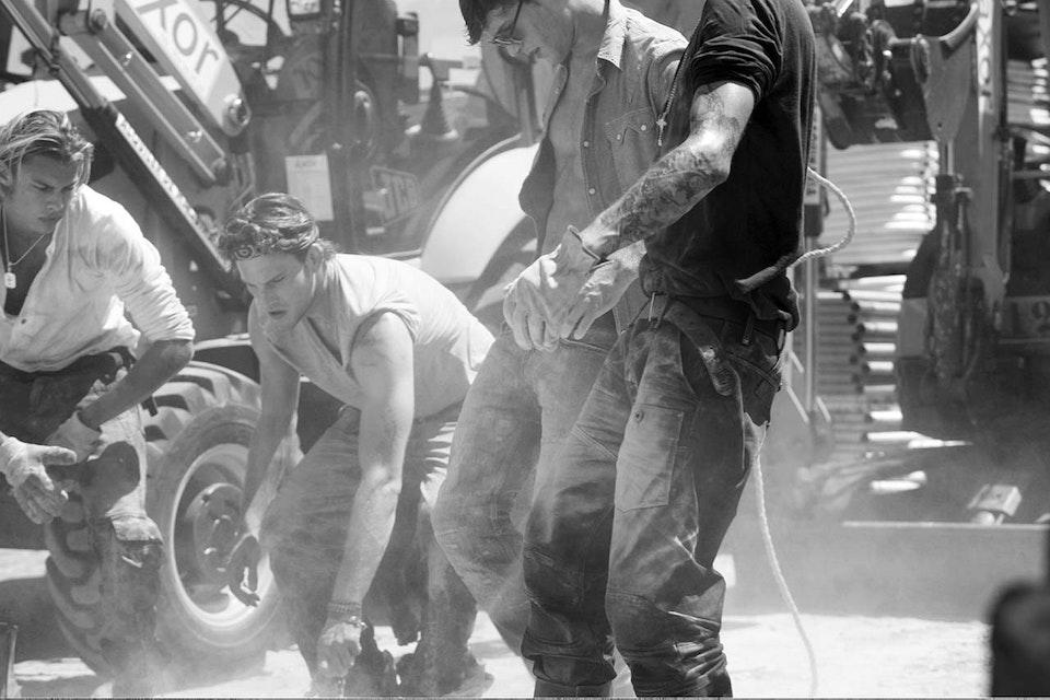 WORKERS   GQ SPAIN