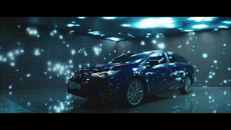 "Toyota Avensis ""Box"""
