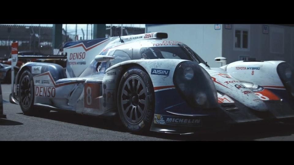 """Toyota """"Le Mans"""""""
