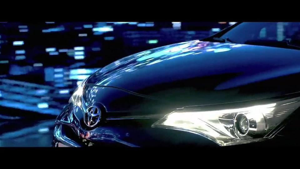 """Toyota Avensis """"LED"""""""