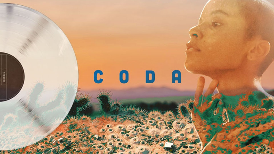 JAMES DOUGLAS COOPER - Coda – Series In Development