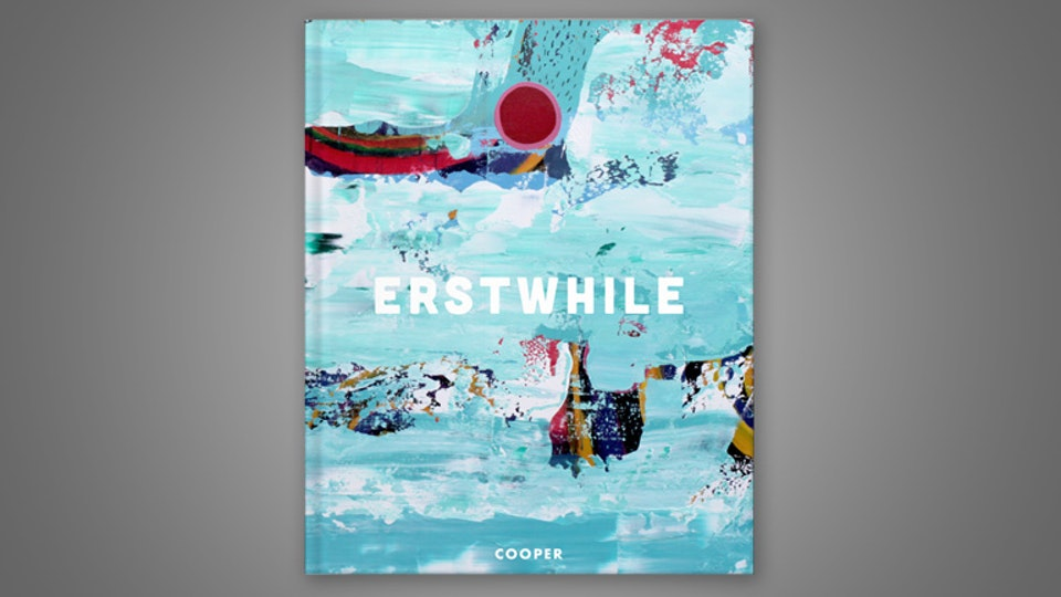 JAMES DOUGLAS COOPER - Erstwhile - Premium Art Book Design