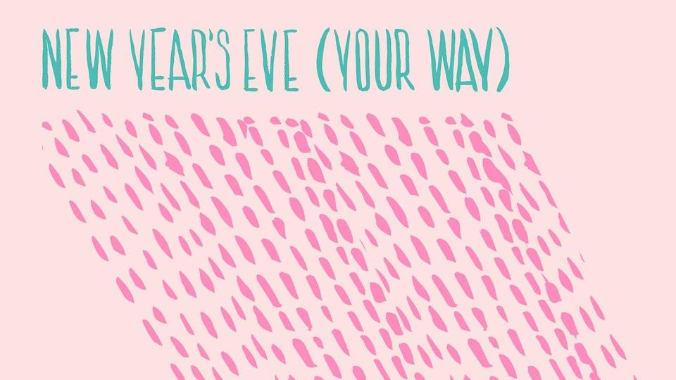 JAMES DOUGLAS COOPER - New Year's Eve – Single