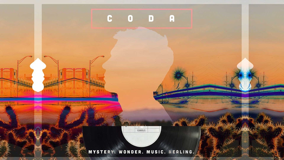 JAMES COOPER - Coda - Poster